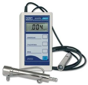 Марк-302T анализатор растворенного кислорода
