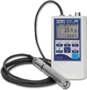 Марк-303Э анализатор растворенного кислорода