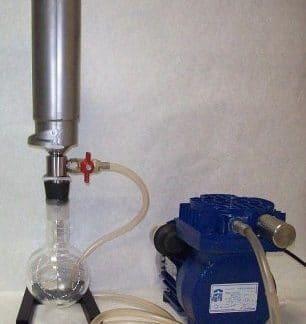 Прибор вакуумного фильтрования ПВФ-35/1 ХВ