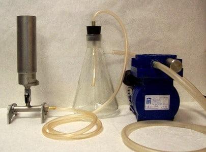 Прибор вакуумного фильтрования ПВФ-35/1 Б