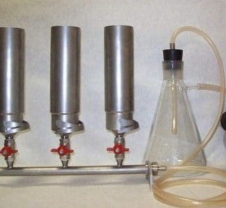 Прибор вакуумного фильтрования ПВФ-47/4 Б