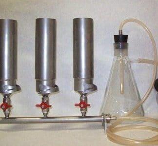 Прибор вакуумного фильтрования ПВФ-35/4 Б