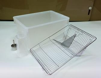 Клетка для лабораторных мышей М-2