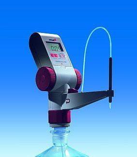 Бюретка автоматическая цифровая 50 мл (VITLAB 1620507)