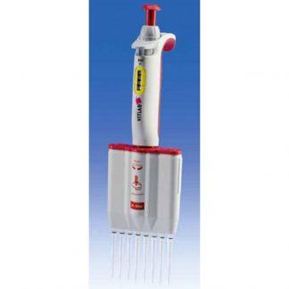 Дозатор пипеточный 8-канальный VITLAB micropipette-8