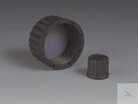 Крышка PPS с прокладкой PTFE/силикон к бутыли GL 45