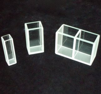 Кювета стеклянная 20 мм