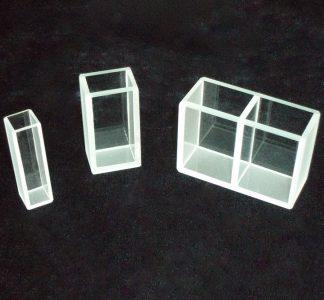 Кювета стеклянная 50 мм