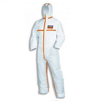 Одноразовый костюм химической защиты