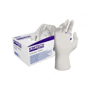 Перчатки нитриловые KIMTECH SCIENCE STERLING, неопудренные