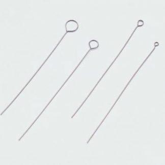 Петля микробиологическая диам. 3 мм; уп. 5 шт.