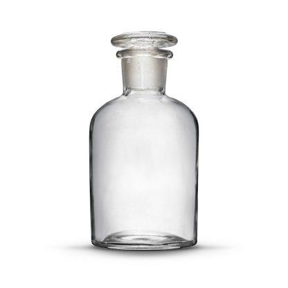 Склянка д/реактивов 2-1-  125 мл.  (узк.горло
