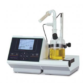 Титратор Фишера TitroLine 7500 KF trace кулонометрический