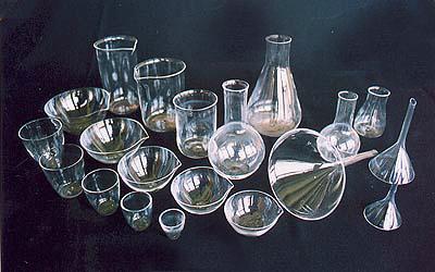 Чашка кварцевая ЧК-100мл