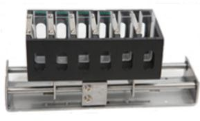 Кюветодержатель для спектрофотометров ПЭ-5400ВИ/УФ
