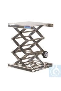 Столик подъемный лабораторный MAXI 130х160 мм
