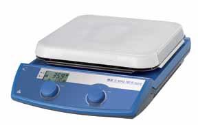 Магнитная мешалка с подогревом C-MAG HS 10 digital