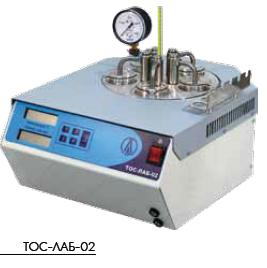 ТОСЛАБ02 аппарат для определения остаточных смол