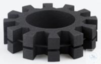 Шейкер для пробирок Multi Reax (Насадка на 12 пробирок диаметром 16...32 мм)