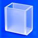 Кювета стеклянная для КФК 30 мм