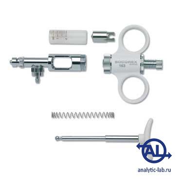 Автоматический шприц Dosys premium 164 1 - 10 мл