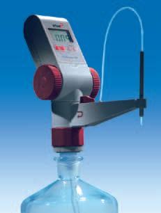 Бутылочный дозатор VITLAB continuous E (2
