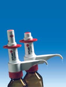 Бутылочный дозатор VITLAB piccolo 2 (1000 / 2000 мкл)