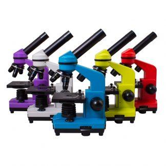 Микроскопы Levenhuk, Bresser