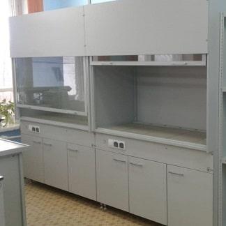 Лабораторные вытяжные шкафы