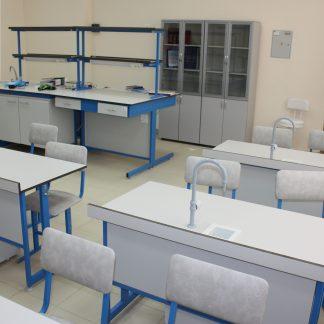 Учебно-лабораторная мебель для кабинета химии