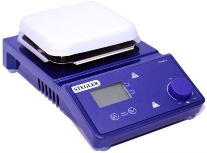 Мешалка магнитная Stegler HS-Pro Digital (с подогревом