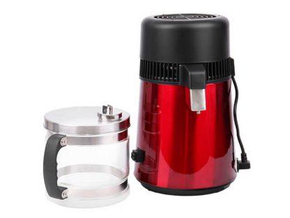 Дистиллятор лабораторный Stegler BL9901 (цвет - красный)