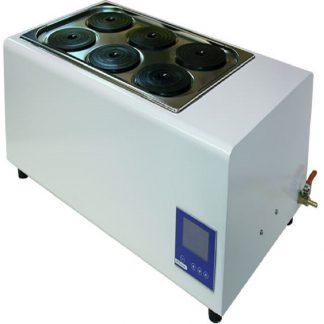 Баня водяная лабораторная Stegler ТБ-6А (6-мест, до 100 °С)