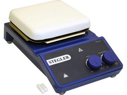 Мешалка магнитная Stegler HS-Pro (с подогревом