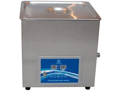 Ультразвуковая ванна (мойка) Stegler 10DT (10 л