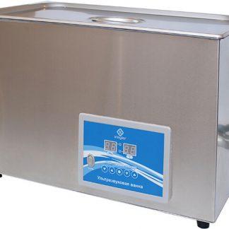 Ультразвуковая ванна (мойка) Stegler 30DT (30 л