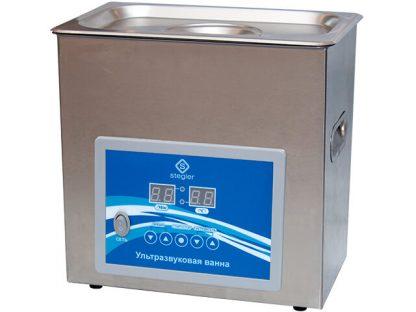 Ультразвуковая ванна (мойка) Stegler 3DT (3 л