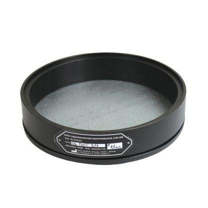 Сито лабораторное Таглер СЛК200 11 мм