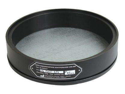 Сито лабораторное Таглер СЛК-200 (1